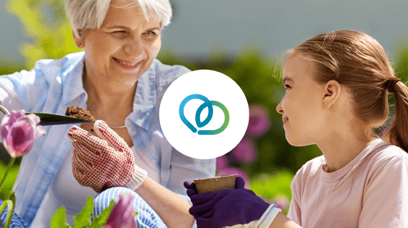 Lifeview aged care brand identity