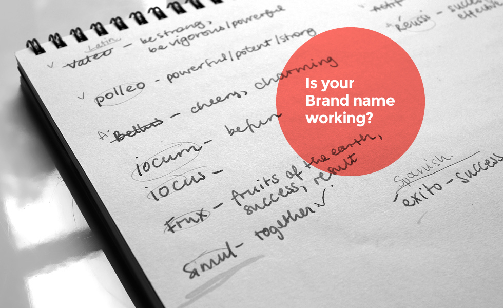 Is your Brand name working?