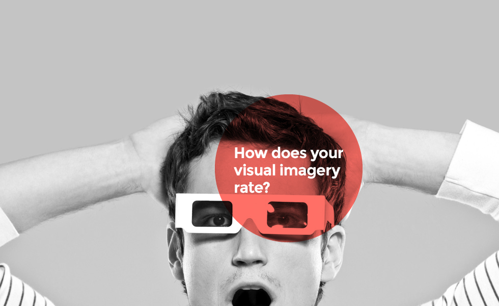 How does your visual imagery rate?