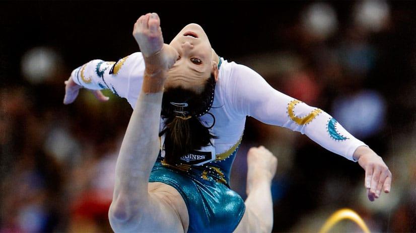 Gymnastics Australia - rebrand / sport