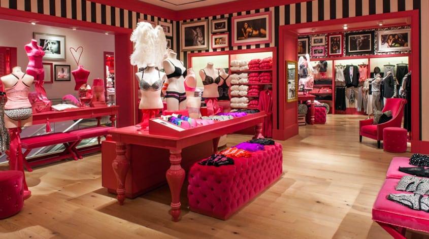 Victoria's Secret mega brand