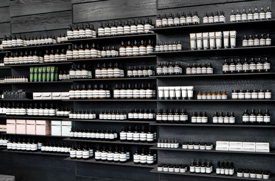 aesop_shelf