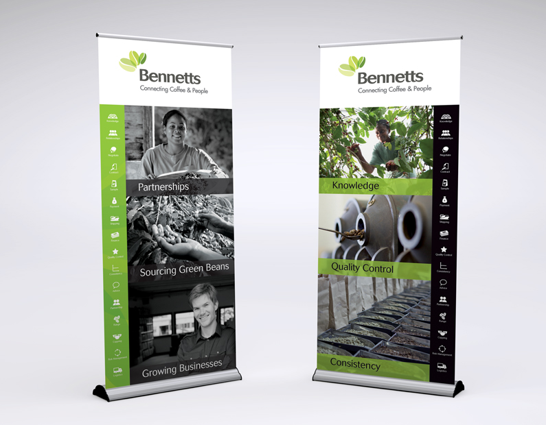 Bennetts Banners