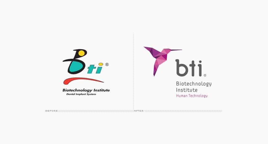 Cinderella rebrand BTI logo