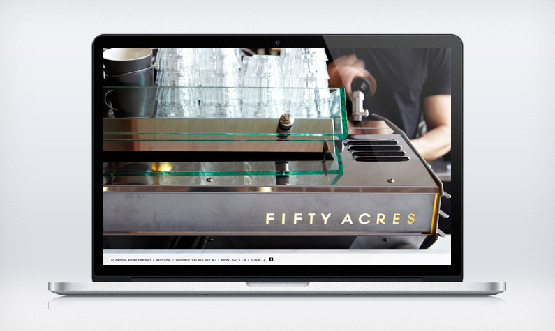 Fifty acres website