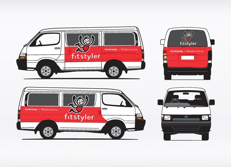 Fitstyler Van