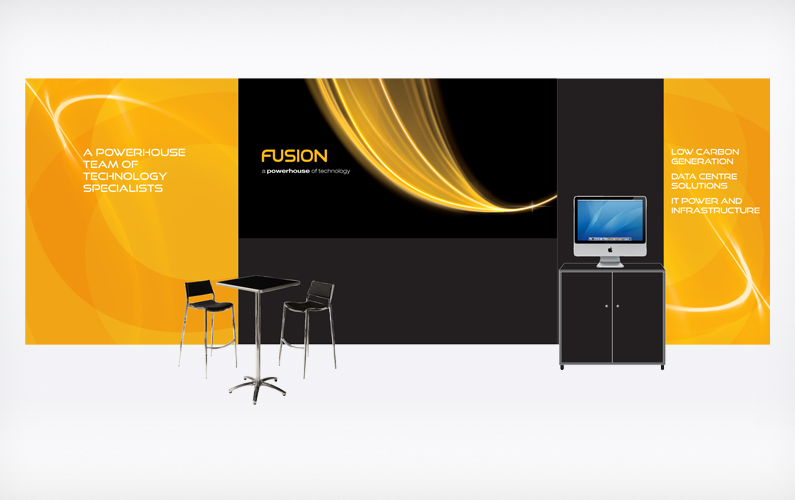 Fusion stand