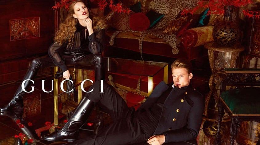 Gucci luxury brand