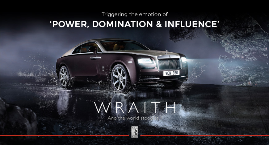Rolls-Royce branding