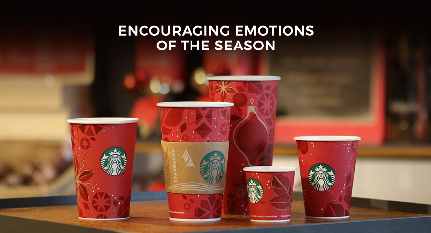 Emotive Starbucks Branding
