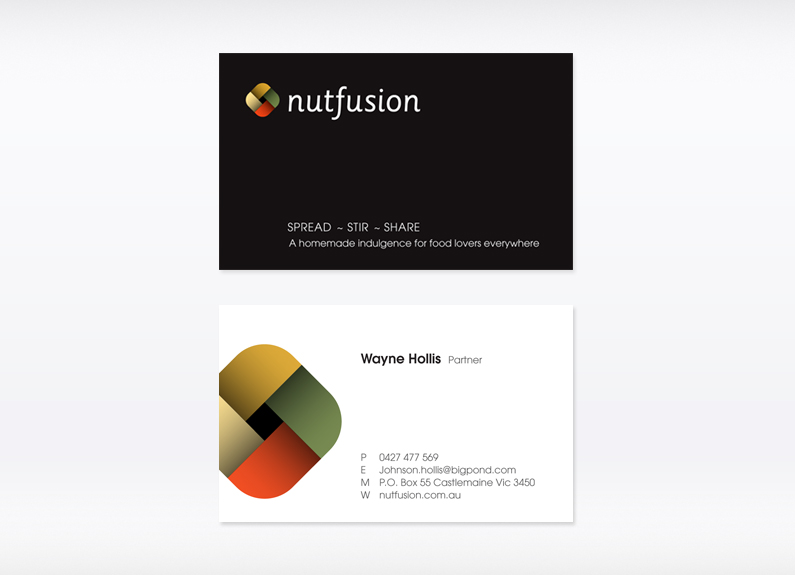 Nutfusion Businesscard