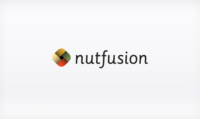 Nutfusion logo business name