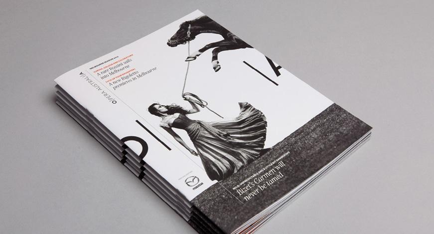 Opera Australia Brochure