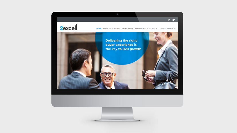 2excell - rebrand / service