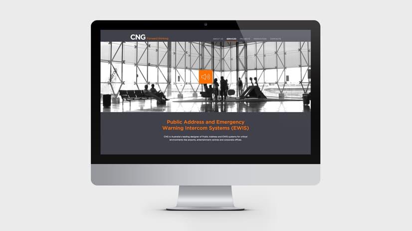 CNG - rebrand / service