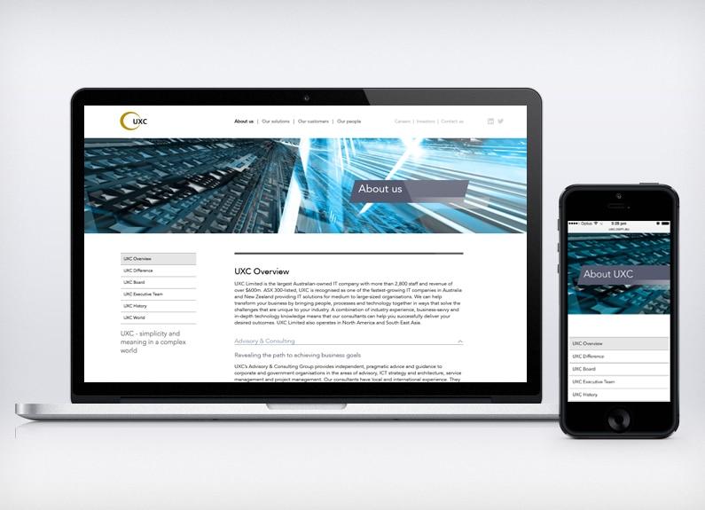 UXC website