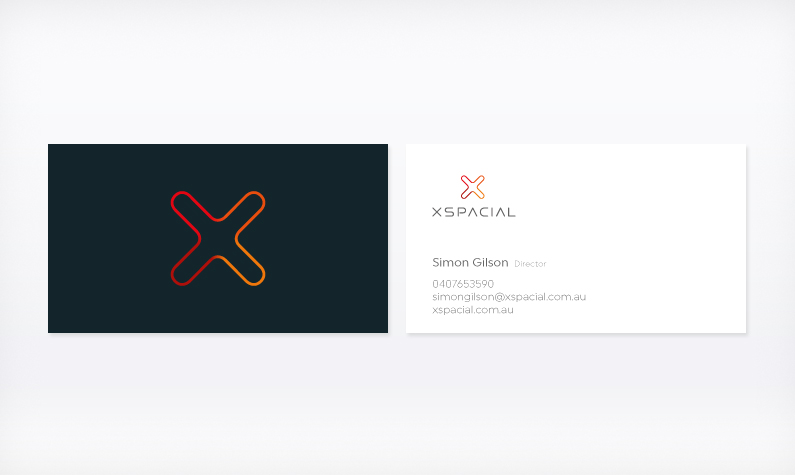 Xspacial Business Card