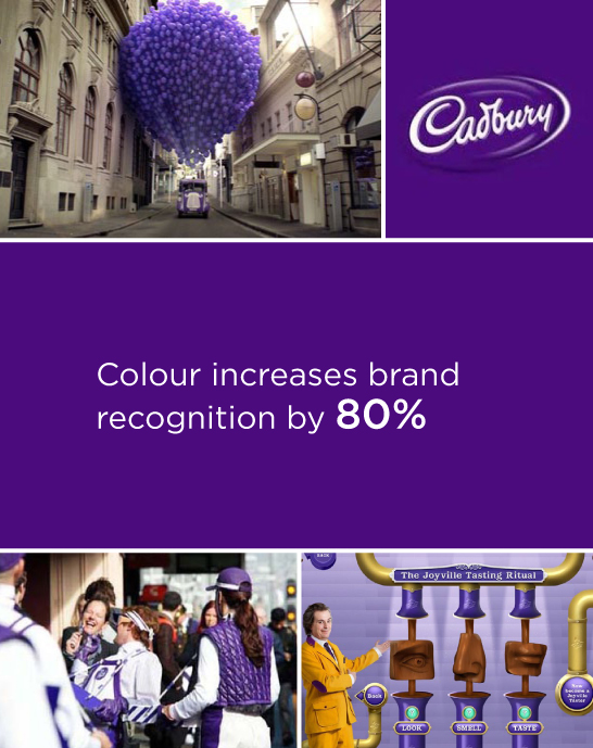 Corporate Branding for Cadbury