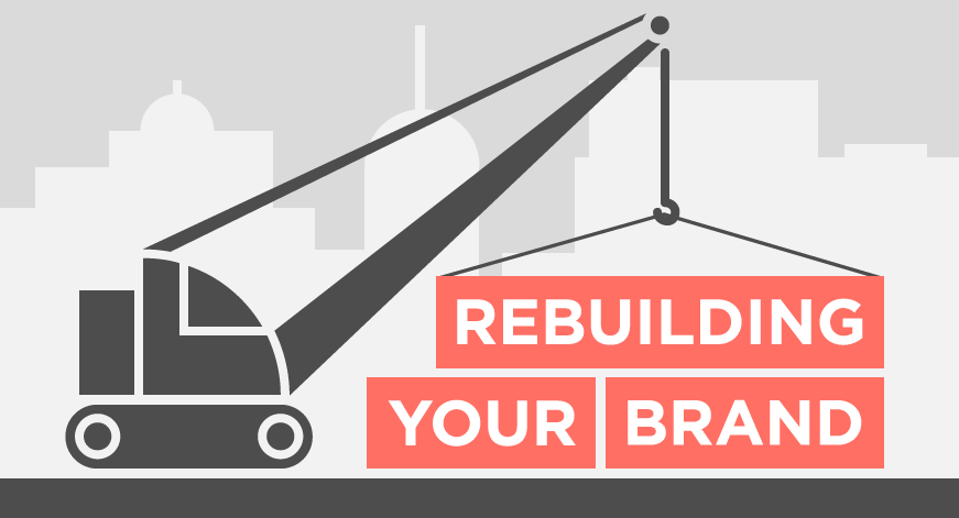 rebuilding your brand through rebranding