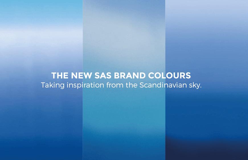 Scandinavian Airlines Rebrand