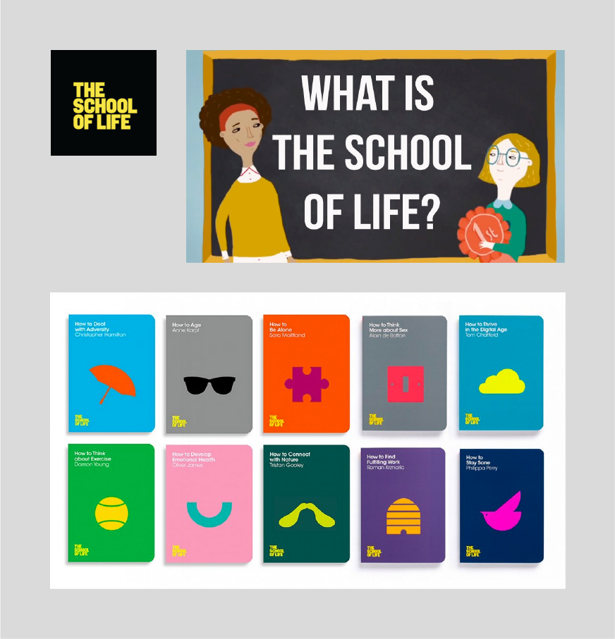 the school of life branding builds great perceptions liquid brand agency melbourne