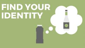 Branding identity business