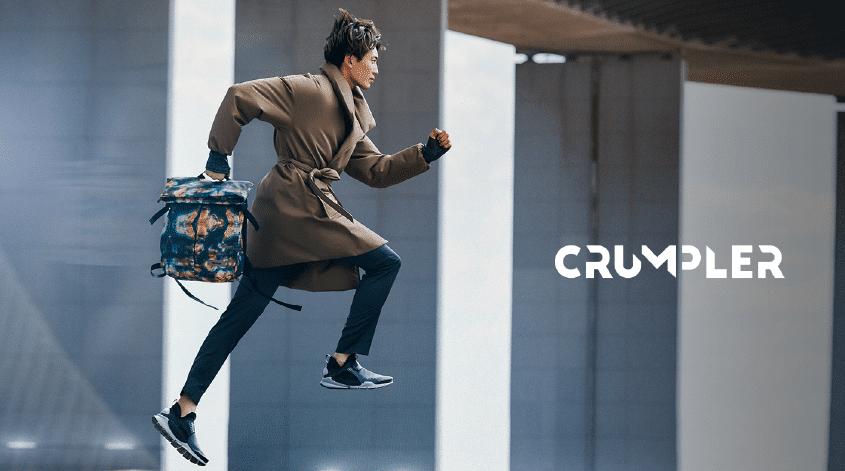 rebrand crumpler branding