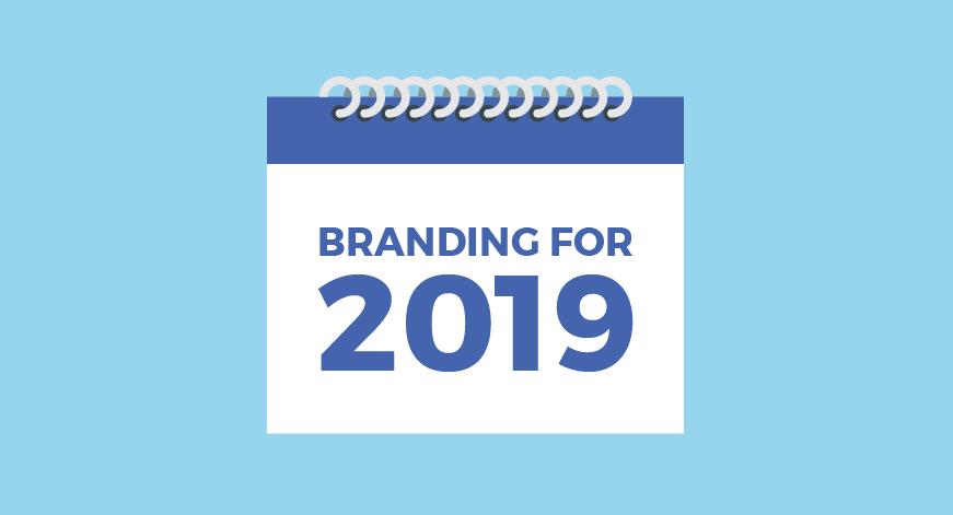 Branding for 2019