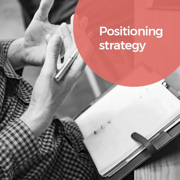 Positioning strategy branding