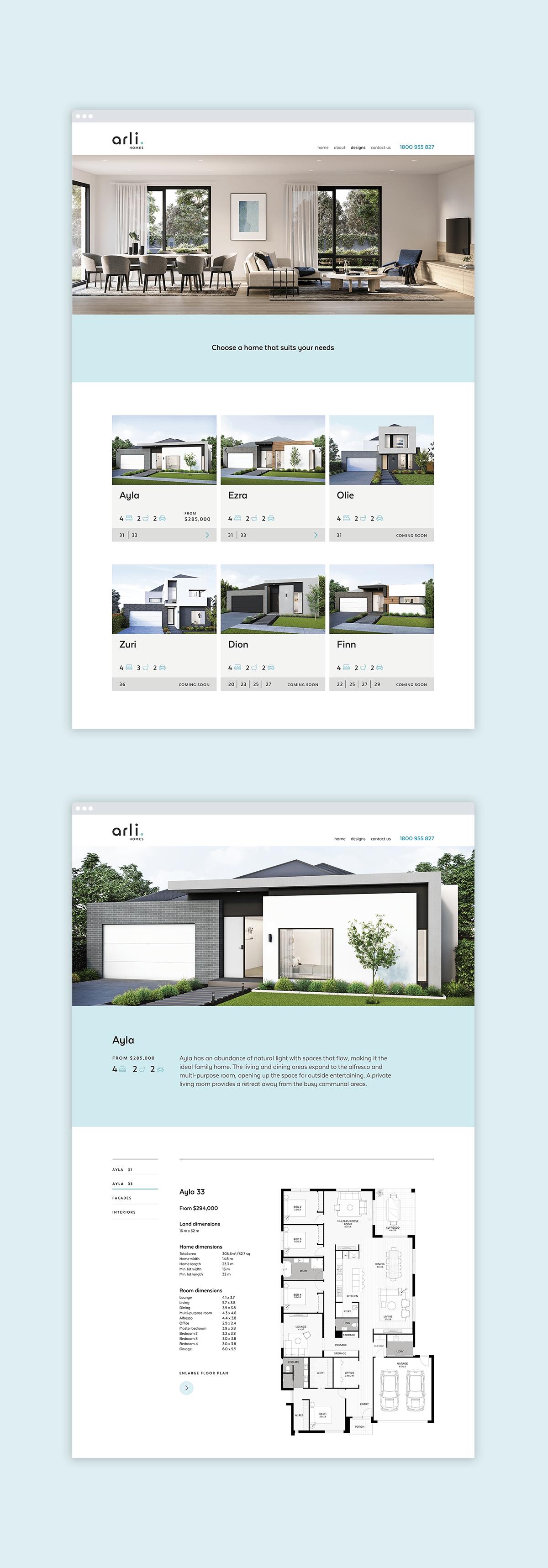 Arli Homes Design