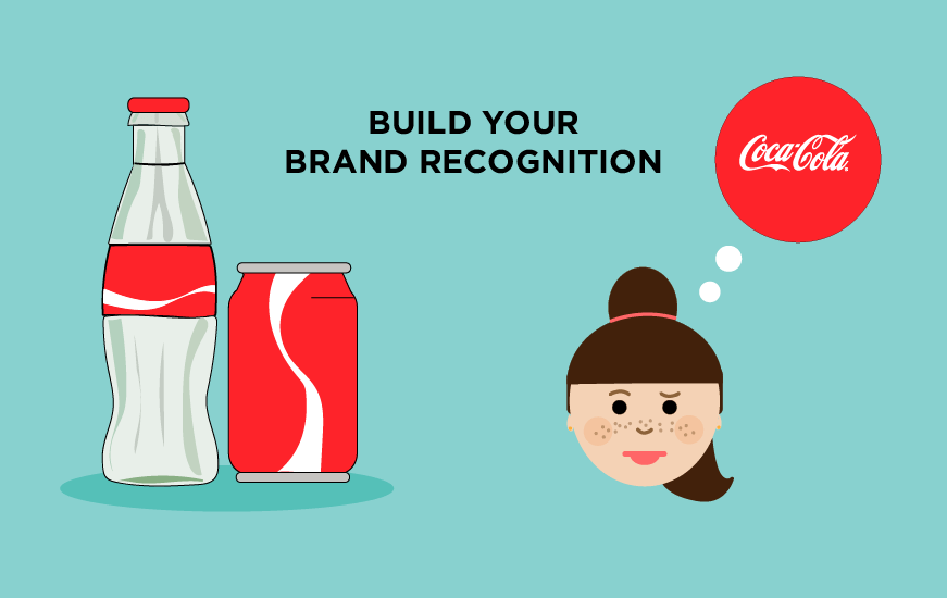 Build your brand recognition