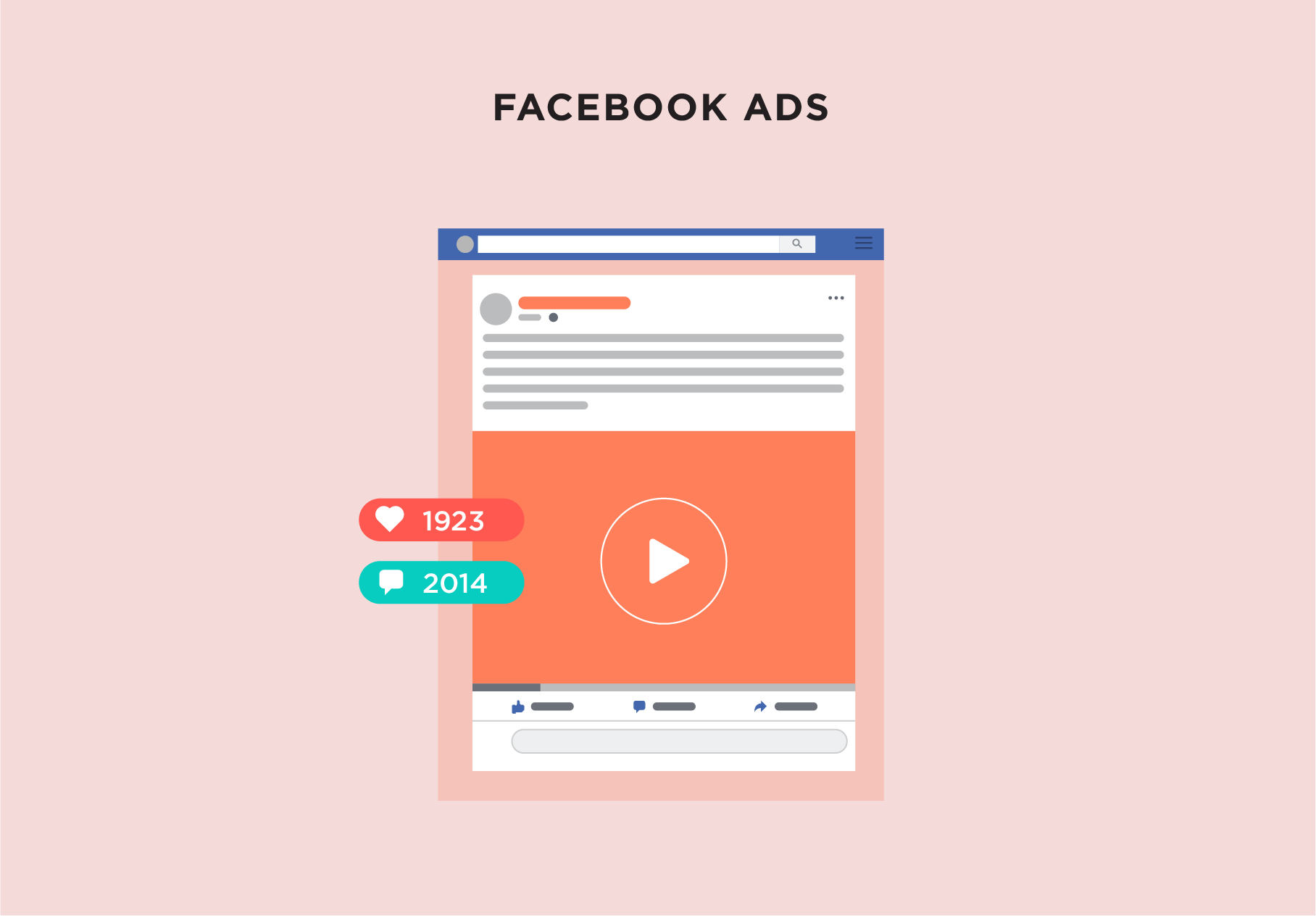 Use Facebook Ads to target your market